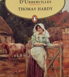 Книга на английском. Классика, Гарди Томас. Тэсс из рода д'Эрбервиллей