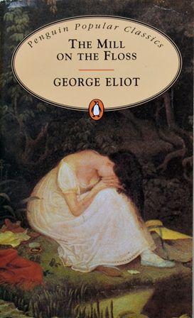 Книга на английском. Классика, Элиот Джордж. Мельница на Флоссе