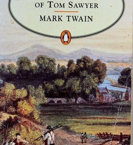 Книга на английском. Классика, Твен Марк. Приключения Тома Сойера