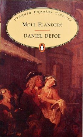 Книга на английском. Классика, Дефо Даниэль. Молль Флендерс