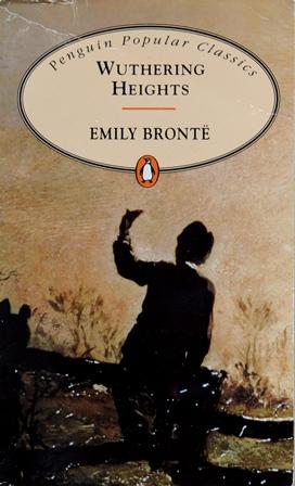 Книга на английском. Классика, Бронте Эмилия. Грозовой перевал