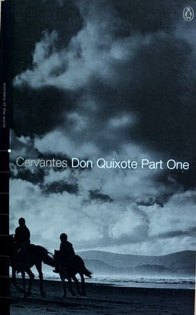 Книга на английском. Классика, Сервантес Мигель. Дон Кихот. Часть 1