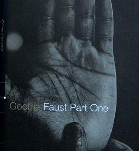 Книга на английском. Классика, Гёте Иоганн Вольфганг. Фауст. Часть 1