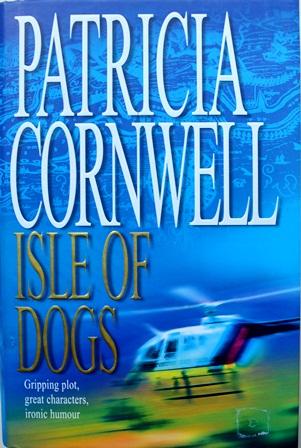 Книга на английском. Детектив, Корнуэлл Патрисия. Остров собак