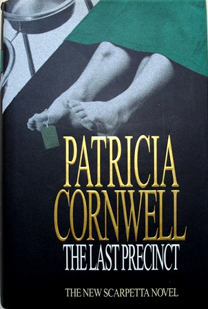 Книга на английском. Детектив, Корнуэлл Патрисия. Последняя инстанция