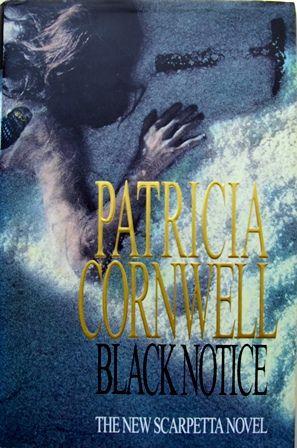 Книга на английском. Детектив, Корнуэлл Патрисия. Черная метка
