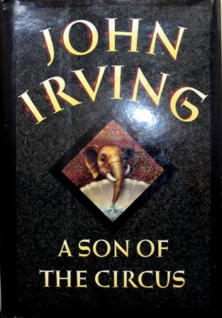 Книга на английском. Детектив, Ирвинг Джон. Сын цирка