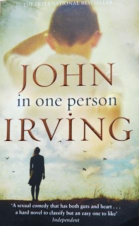 Книга на английском. Современность, Ирвинг Джон. В одном лице