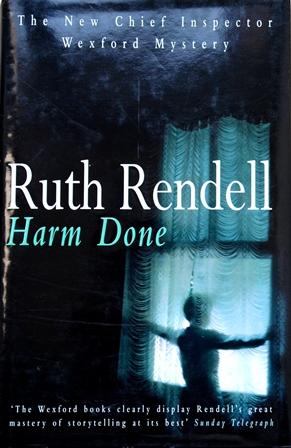 Книга на английском. Детектив. Ренделл Рут. Непорядок вещей