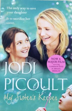 Книга на английском. Роман, Пиколт Джоди. Мой ангел-хранитель
