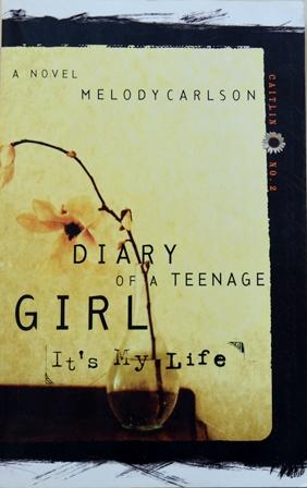 Книга на английском. Современность, Карлсон Мелоди. Дневник тинейджера. Это моя жизнь