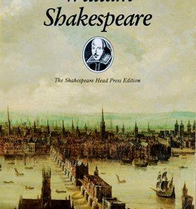 Книга на английском. Классика, Шекспир Уильям. Полное собрание сочинений