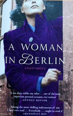 Книга на английском. Роман. Автор неизвестен, Женщина в Берлине