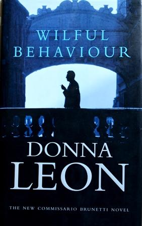 Книга на английском. Детектив. Леон Донна, Умышленное поведение