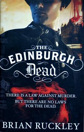Книга на английском. Фэнтези. Ракли Брайан, Эдинбургский мертвец