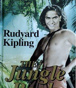 Книга на английском. Классика. Редьярд Киплинг, Книга джунглей