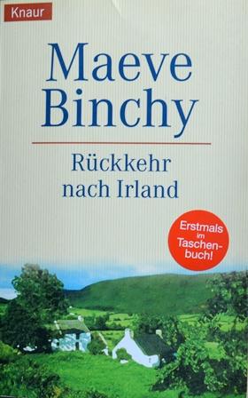 Книга на немецком. Современность. Бинчи Мейв, Возвращение в Ирландию