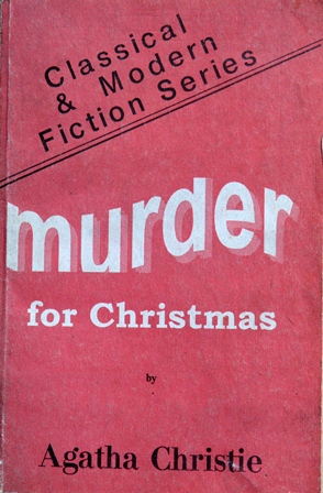 Книга на английском. Детектив. Кристи Агата, Убийство на Рождество