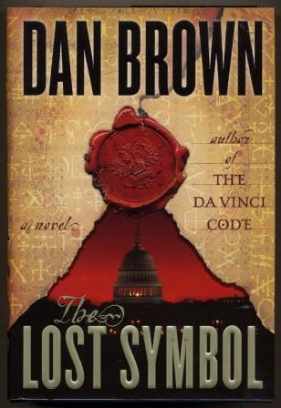 Книга на английском. Детектив. Браун Дэн, Утраченный символ
