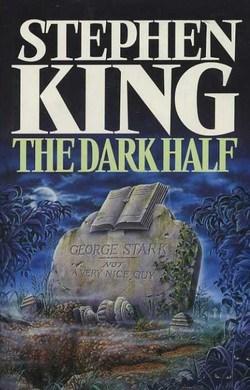 Книга на английском. Фантастика. Кинг Стивен, Темная половина