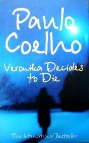 Книга на английском. Современность. Коэльо Пауло, Вероника решает умереть