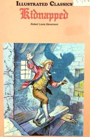Книга на английском. Классика. Стивенсон Роберт Льюис, Похищенный