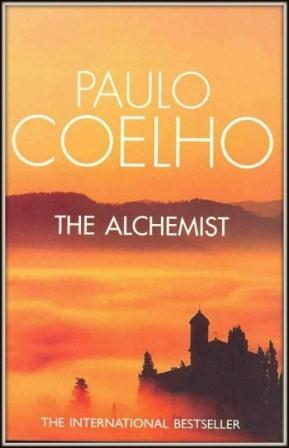 Книга на английском. Современность. Коэльо Пауло, Алхимик