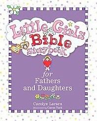Книга на английском. Современность. Ларсен Каролин, Библия маленьких девочек, сборник рассказов