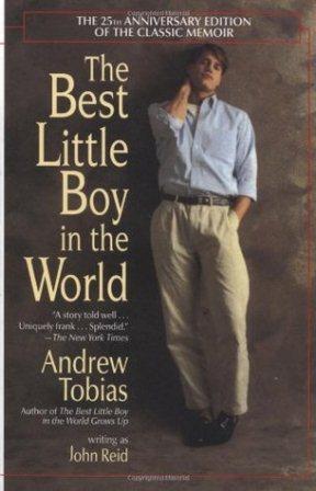 Книга на английском. Современность. Рид Джон, Лучший мальчик в мире