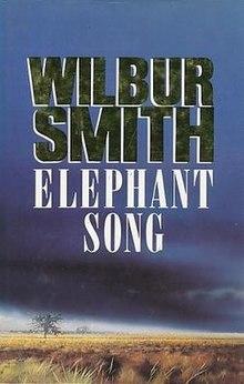 Книга на английском. Роман. Смит Уилбур, Песнь слона