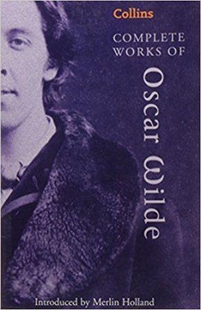 Книга на английском. Классика. Полное собрание сочинений Оскара Уайльда