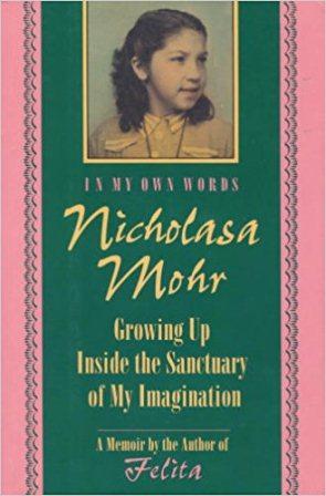 Книга на английском. Современность. Мор Николаса, Выросший внутри святилища моего воображения