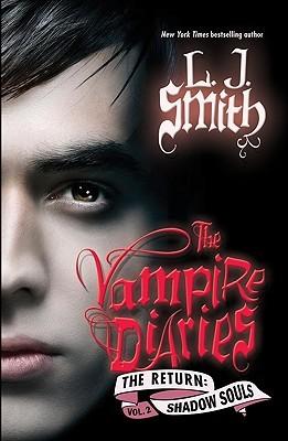 Книга на английском. Фантастика.  Смит Лиза, Дневники вампира