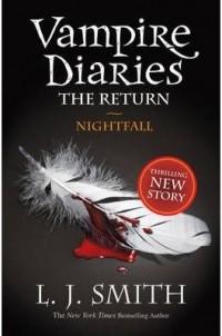 Книга на английском. Фантастика.  Смит Лиза, Дневники вампира. Тьма наступает