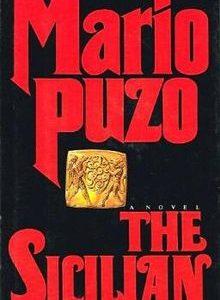 Книга на английском. Роман. Пьюзо Марио, Сицилиец