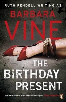 Книга на английском. Детектив. Вайн Барвабра, Подарок на день рождения